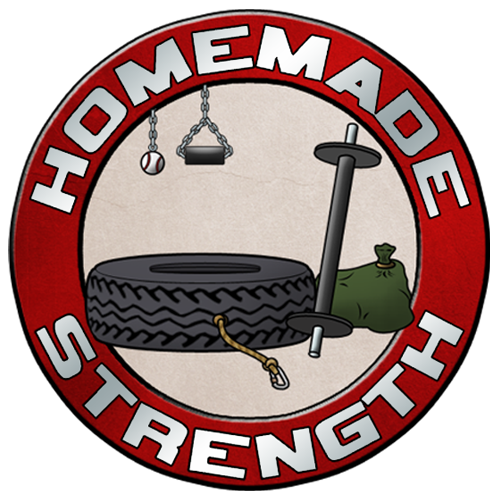 home made strength equipment